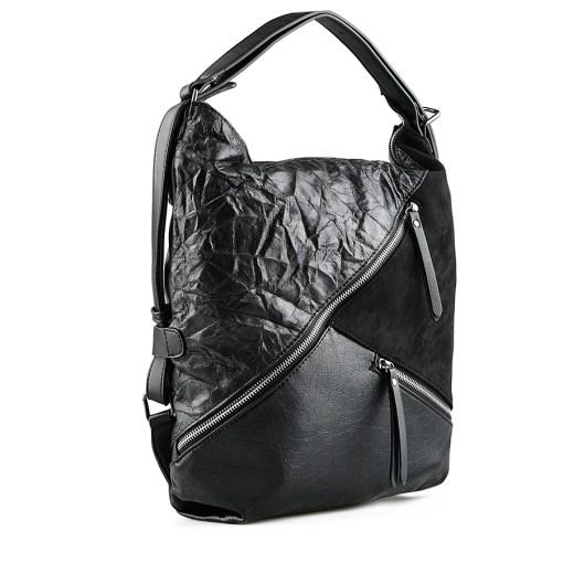 Дамска чанта 002-699-62 цвят черен