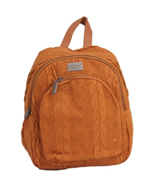 Дамска чанта 002-698-50 цвят кафяв