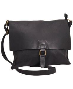 Дамска чанта 002-698-37 цвят черен