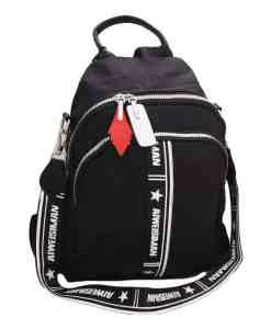 Дамска чанта 002-697-2 цвят черен