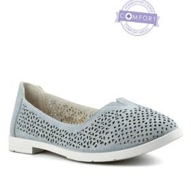 Дамски обувки 085-91 цвят син