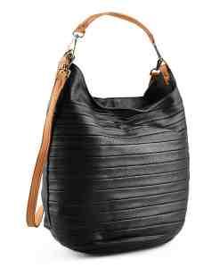 Дамска чанта 002-695-2 цвят черен