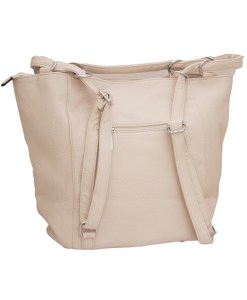 Дамска чанта 002-693-51 цвят екрю