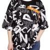 Дамска блуза 0019-563-71 цвят черен