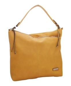 Дамска чанта 002-693-1 цвят горчица
