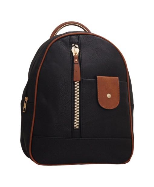 Дамска чанта 002-691-40 цвят черен