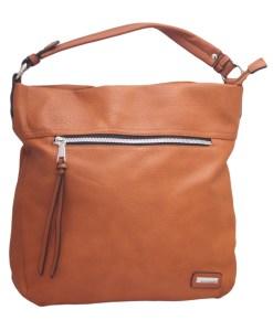 Дамска чанта 002-690-2 цвят кафяв