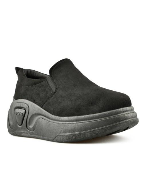 Дамски обувки 084-4 цвят черен