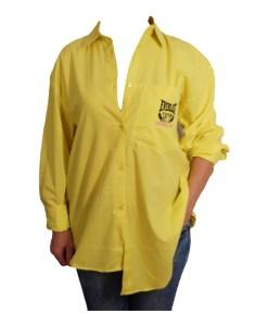 Дамска блуза XL 01-100-2 цвят жълт
