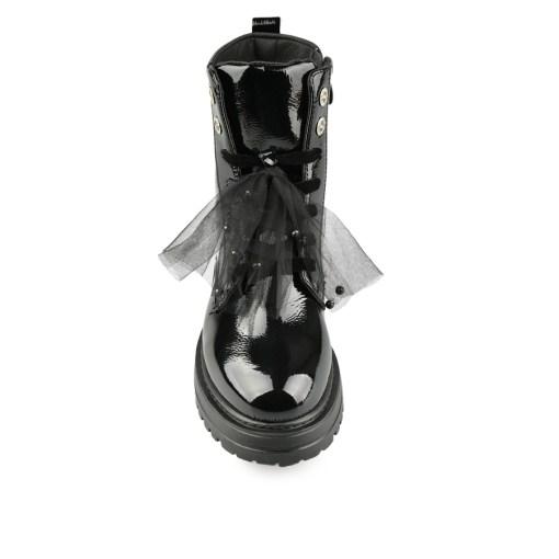 Дамски боти 08-90-5 цвят черен