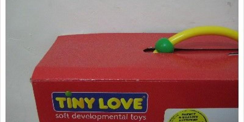 深得我心~Tiny Love 三巨頭