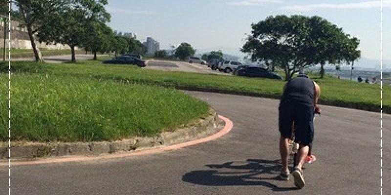 安娜愛上學✿‿✿圖畫日記:學騎雙輪腳踏車