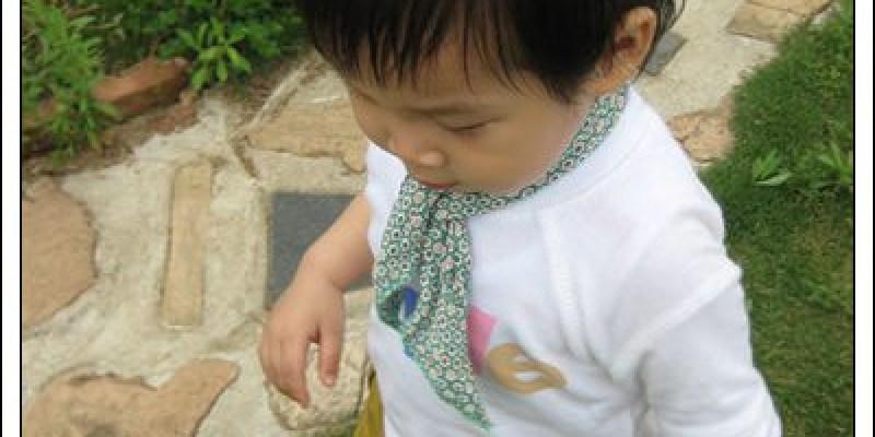 丸子幫在桃園 鄉村‧阿勃勒藝文農莊玩耍