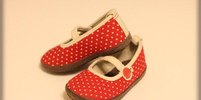 ★On Sale★尋找。小小灰姑娘 韓國 點點蘋果小紅鞋