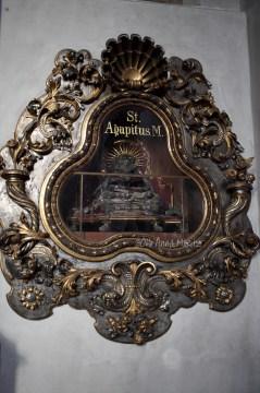 St. Agapitus