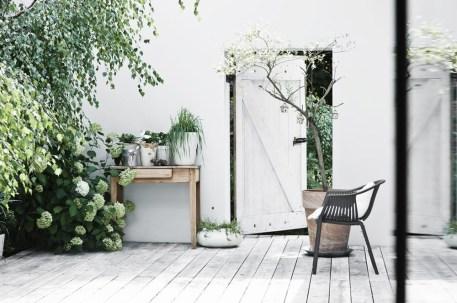 green interiors