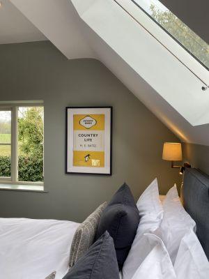 The Bottle & Glass Inn Guest Rooms