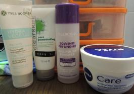 beauty routine 2