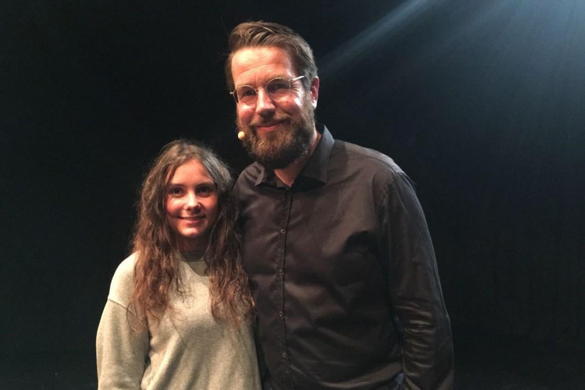 Anna und Christian Lindemann
