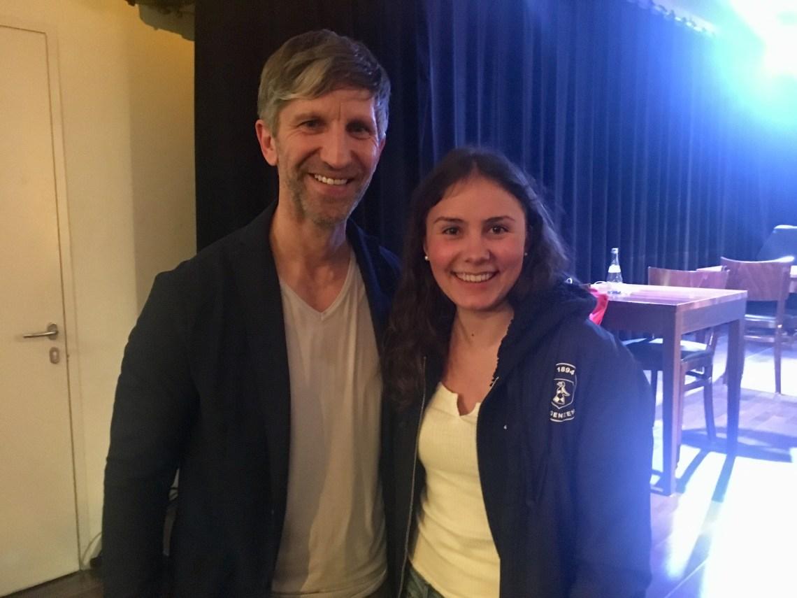 Anna und Eric Standop