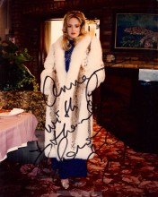 """Sharon Stone in Lynx and Fox coat by Anna Nateece, used in film """"Casino"""""""