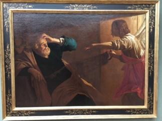 Gerard van Honthorst, The Freed Peter (1616)