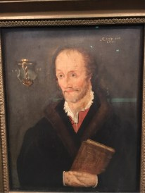 Philipp Malanchthion, a close linguistically skilled theological colleague of Luther.