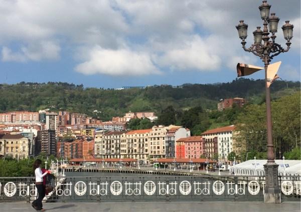 Bilbao, north of the Areatzaco Zubia