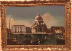 Michele Marieschi, View of the Canal Grande with Santa Maria della Salute, ca 1710 - 1744