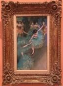Edgar Degas, Swaying Dancer (Dancer in Green), 1877-79