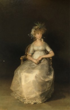 Francisco de Goya, The Countess of Chinchon, 1800