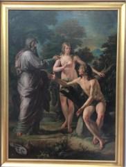 Rafael Ximeno I Planes (1759-1825), God Admonishing Adam and Eve,
