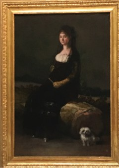 Francisco de Goya y Lucientes, Portrait of Joaquina Candado Ricarte, 1802-1804