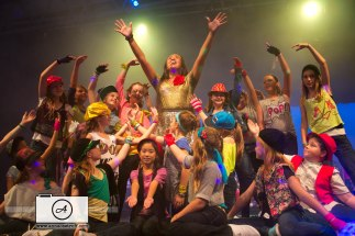 High School Musical Photographer Brisbane Anna Osetroff Godspell