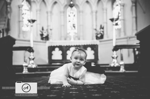 Lily Brisbane Christening Photographer Anna Osetroff