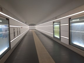 Bologna Centrale reminded me of Starwars
