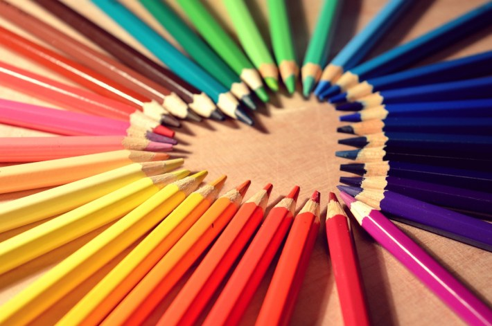 Imagination pencils