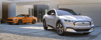 2021 All-Electric Ford Mustang Mach-E