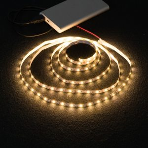 Universal Flexible USB LED Strip