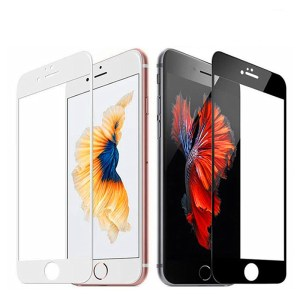 Curved Edge Full Cover Tempered Glass for iPhone