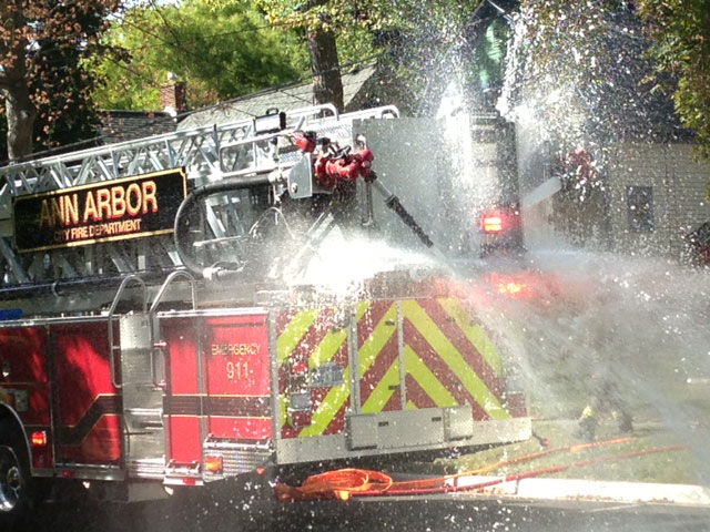 The Ann Arbor Chronicle Fire Department