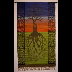 """Woven Tree"" by Jennifer Stafford jstafford@emich.edu"