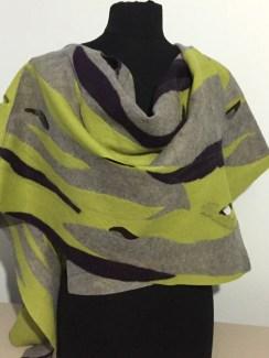 """""""Fusion Cross Over Wrap"""" by Michele Montour www.montourdesigns.com"""