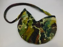 Felted Purse by Liz Ritter