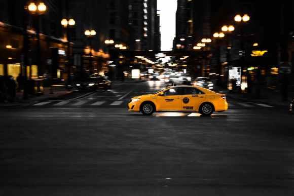 ann arbor yellow fare taxi
