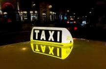 Fare Ride Cab London England