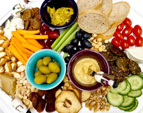 Vegan Snack Tray