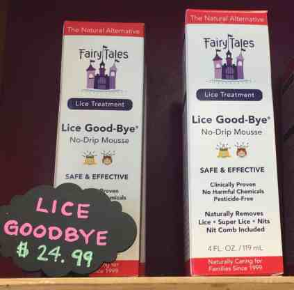 Back to School Hair Tips - Fairy Tales Lice Goodbye