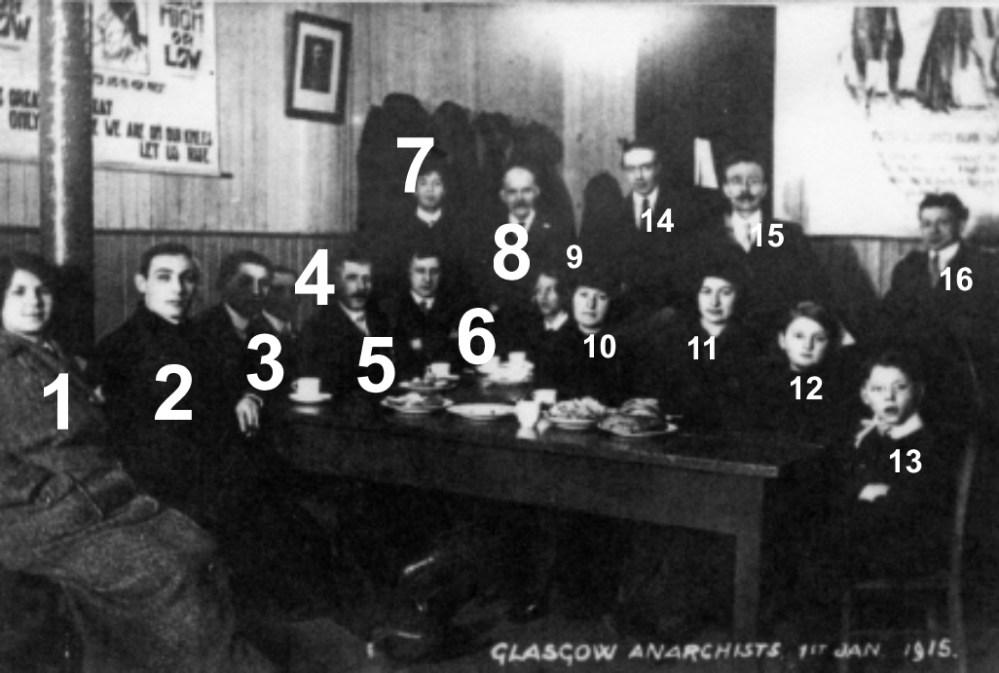 GLASGOW ANARCHISTS 1915???