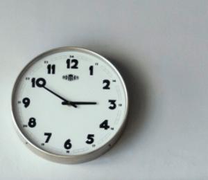 Clock 2:50